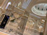 UAE Presidential Palace | © ACCIONA Producciones y Diseño