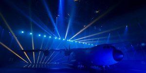 A400M Ceremony | © ACCIONA Producciones y Diseño