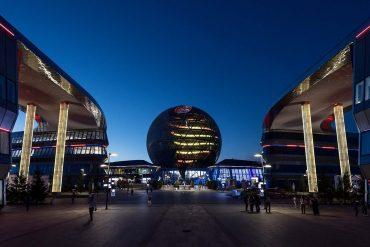 Astana Sphere | EXPO 2017