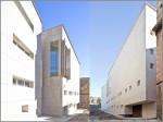 Casas Consistoriales y Plaza de la Constitución de Almería | Edificio del salón de plenos | © José Ramón Sierra